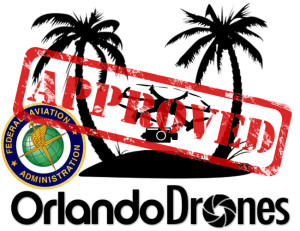 Orlando Drones is FAA Section 333 exempt!